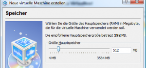 Installation VirtualBox von Sun Screenshot 7