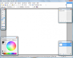 Screenshot Paint.net