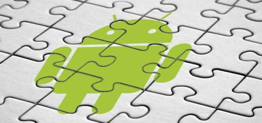 Android puzzle